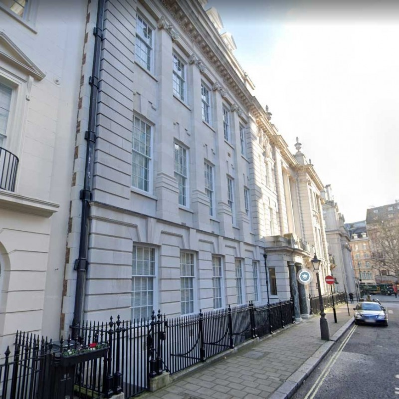 Installation of CCTV to ground floor and lower ground floor levels on listed building.
